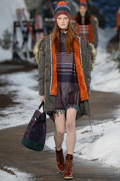 Tommy Hilfiger Fall 2014 RTW - Review - Vogue