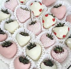 Say yes to chocolate covered strawberries