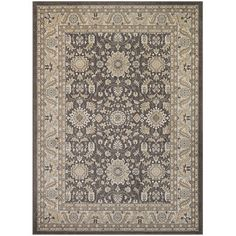 "Darby Home Co Germantown Brown/Ivory Area Rug Rug Size: Runner 2'7"" x 7'10"""