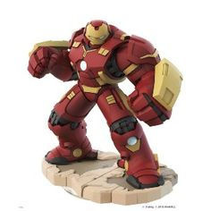Amazon.com: Disney Infinity 3.0 Editon: MARVEL's Hulkbuster Figure: Video Games