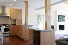 Newton Residence - contemporary - Kitchen - Los Angeles - Narita Architects