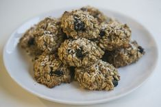 low histamine blueberry oat cookies  This is my absolute favorite recipe. These cookies turn out so delicious that I bake...