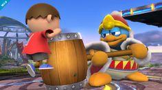 Super Smash Bros. for Nintendo 3DS / Wii U: King Dedede (Wii U 4)