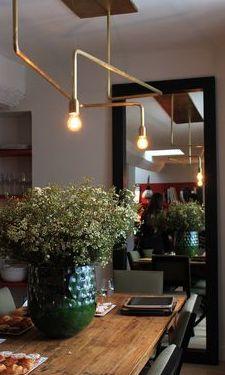 De 70 beste bildene for Lamper | Interiør, Lamper og Lys
