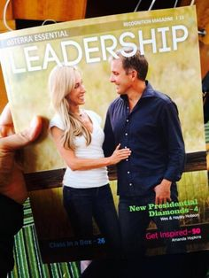 Made the cover of Leadership Magazine. 2014.