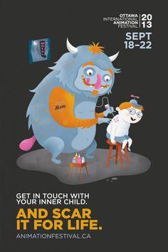 Festival Internacional de Animación de Ottawa: tu niño interior