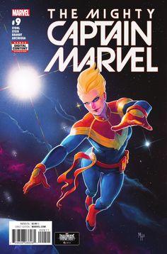 The Mighty Captain Marvel #9 - Girls' Night