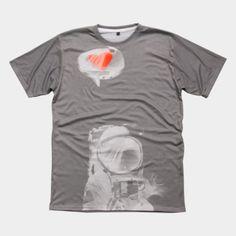 #Astronaut t-shirt.