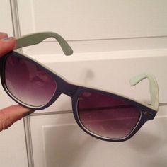 Ombre Blue Sunglasses