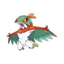 Hawlucha #701 | Pokemon.com