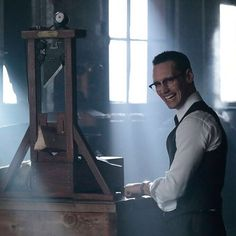 Nygma can't wait for you to watch tonight's episode of #Gotham at 8/7c. ❓