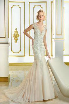 Robe de mariée 7744-_DEM9903 de Cosmobella - Mariee.fr