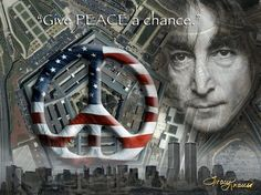 Peace and John Lennon more people should spread Peace around like my RIP Ashlie Terry daughter. Love you Ashlie! Peace Of Mind, Peace And Love, Cross Of Iron, Dwight Eisenhower, Hippie Love, Hippie Style, Give Peace A Chance, Where The Heart Is, John Lennon