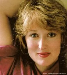 A younger, Meryl Streep Meryl Streep, Female Actresses, Actors & Actresses, Ricki And The Flash, Blythe Danner, Emma Thompson, Music Film, Celebs, Celebrities