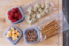 Weight Watchers 1 Point Snack Ideas + Portion Size Tricks!: