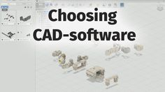 awesome /Guide | 3D-printing software - Choose your first free CAD software