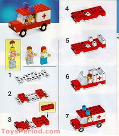 lego builds instructions - Google zoeken