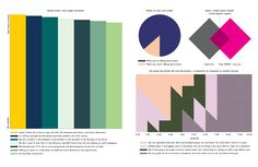 Nice colour palette if I ever do a girly infographic