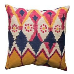 I pinned this Java Pillow from the Cinco de Mayo Fiesta event at Joss and Main!
