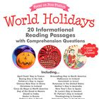 Holidays Around the World - Reading Passages with Comprehension Questions