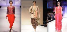 Dhoti, Patiala, Sarouel: des pantalons indiens à la mode