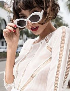 Women s Small Trendy Round Retro Sunglasses  musthavefashion  inspiration   Fashionista  fashion  womenfashion 16dc82c88b