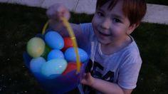 Glow In The Dark Easter Egg Hunt DIY
