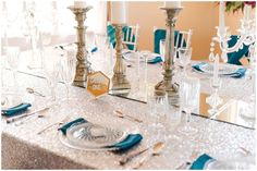 Lauren Simmons Photography Linens by: Waterford Event Rentals