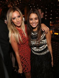 Will There Ever Be a Better Pair of Besties Than Ashley Tisdale and Vanessa Hudgens?
