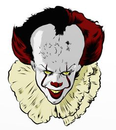 Pennywise by MrGrieves21