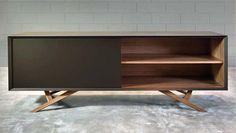 modern sideboard credenza storage usona: