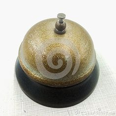 Photo about A tarnished old school antique counter desk call. Image of shine, retro, bell - 70711123 Vintage Photos, Old School, Counter, Objects, Desk, Stock Photos, Retro, Antiques, Gold