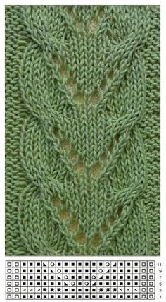 Newest Free Braid-like lace pattern of unknown origin with knitting . Concepts Braid-like lace pattern of unknown origin with knitting Braid-like lace pattern of un Lace Knitting Stitches, Knitting Machine Patterns, Lace Knitting Patterns, Knitting Charts, Lace Patterns, Knitting Designs, Stitch Patterns, Cable Knitting, Free Knitting