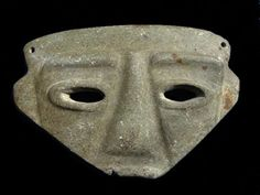 Mexican Masks - Authentic Pre-Columbian artifact, Mexicala