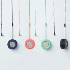 monocle speaker headset