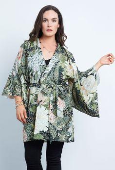 Anna Scholz - Large Dragon Kimono