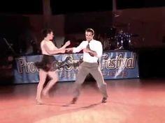 Provence Swing Festival 2009 - Sharon & Juan