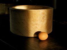 Raw Oak-∅ 29cm, H 16cm