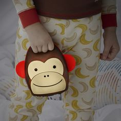 Amazon.com: Skip Hop Zoo Take-Along Nightlight, Monkey: Baby