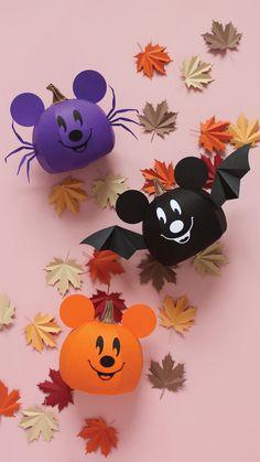 Fondo de pantalla de Halloween, Mickey Mouse / Halloween Wallpaper Halloween Pumpkin Makeup, Halloween Pumpkin Cookies, Halloween Pumpkin Carving Stencils, Halloween Pumpkin Designs, Scary Halloween Pumpkins, Pumpkin Carving Templates, Fall Halloween, Pumpkin Wallpaper, Pumpkin Drawing