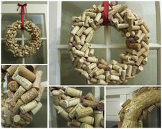 A great use for all those corks,