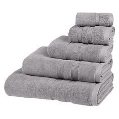 Bath towel set (hand towel and bath towel only)