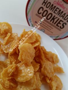 Cornflakes Durian
