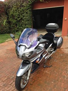 For Sale Yamaha FJR 1300A 2003 model,73000ks, Oct rego,good tyres,excellent condition,Price $6750 includes over $1000 of bike gear. Phone Dennis 0411147714 #rangloo, #bar, #accessories