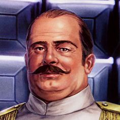 Warlord Zsinj from X-wing series and courtship of Princess Leia Imperial Officer, Edge Of The Empire, Evil Empire, Star Wars Rpg, Ewok, Star Destroyer, Star Wars Characters, Clone Wars, For Stars