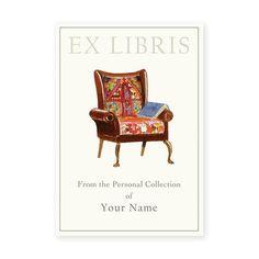 Arrow Chair - Bookplates