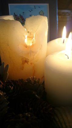 ... Herencias de mar y sueños: A la luz de las velas
