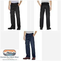 7b2ca058c67 Dickies - Relaxed Fit Straight Leg Cargo Work Pant - Item Dickies WP592   SmokinJimWesternWear