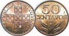 Ainda sou do tempo: ... da Moeda de 50 Centavos