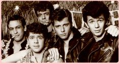 Photo of T Birds for fans of Grease 2 15812010 Horror Picture Show, Rocky Horror Picture, 80s Movies, 2 Movie, Grease 2 Cast, Seasons Song, Grease Is The Word, Michelle Pfeiffer, Talent Show
